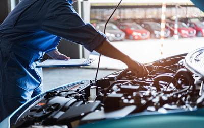 BMW Engine Inspection