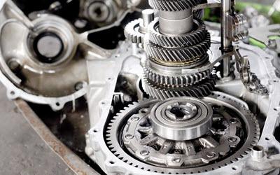Mercedes-Benz Transmission Repair